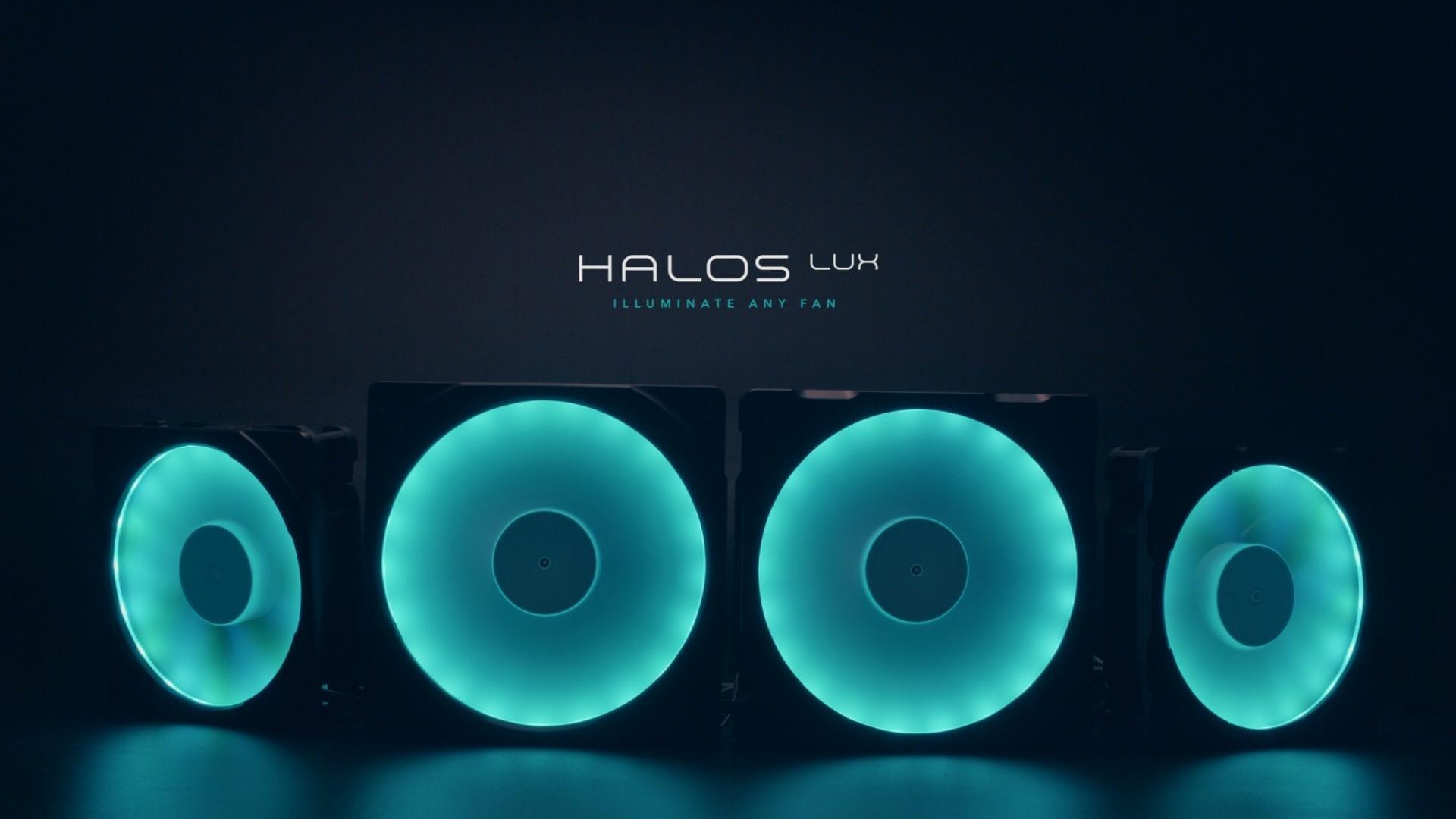Phanteks: Halos / Netherlands