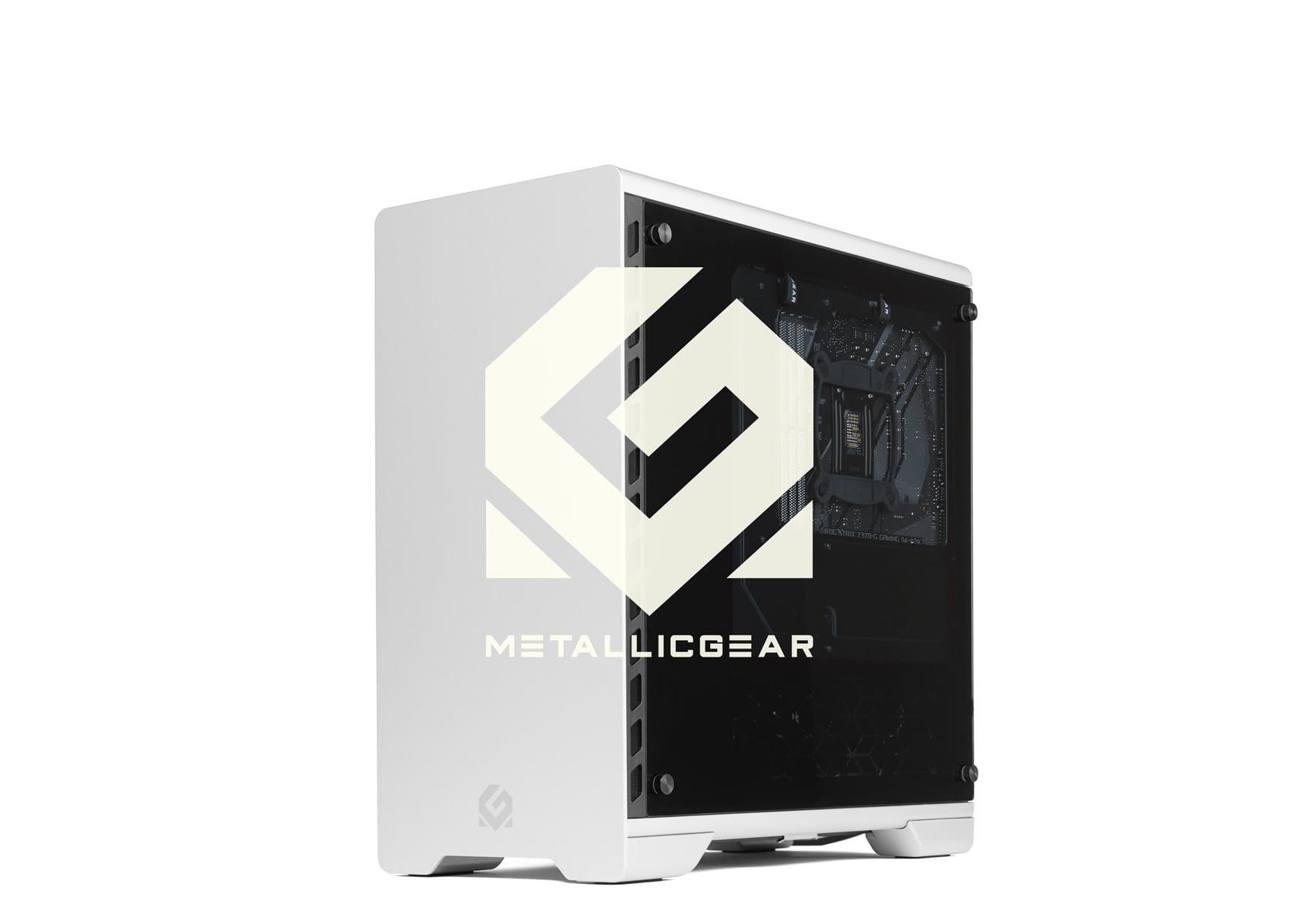 MG – Metallic Gear